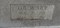 Coy Monroe Todd