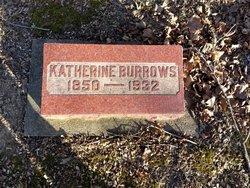 Catherine <I>Thrasher</I> Burrows