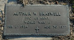 Arthur William Braswell