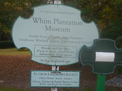 Whim Plantation Burial Site