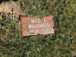 Mae L Wilkinson