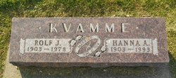 Rolf J. Kvamme