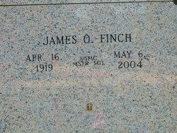 """MSGT James Oscar """"Jimmy"""" Finch"""