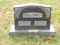 Alice Isabelle <I>Backus</I> DeLong