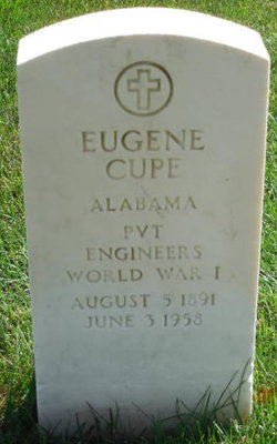 Eugene Cupe