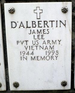 James Lee D'Albertin