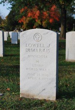 Lowell J Demarais
