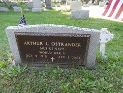 Arthur Leroy Ostrander
