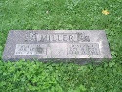Ruth M. <I>Lade</I> Miller