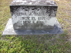 Lena J. <I>Gordon</I> Talbert