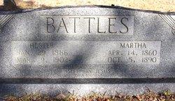 Hester Battles