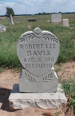 Robert Lee Davis