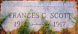 Frances C Scott
