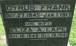 Cyrus Frank