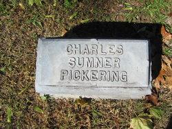 Charles Sumner Pickering, Sr