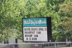 Dekalb Baptist Church Cemetery