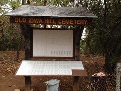 Old Iowa Hill Cemetery