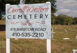 Carroll Western UMC Cemetery