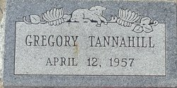 Gregory Allen Tannahill