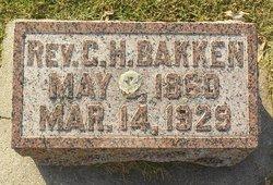 Rev Gilbert H. Bakken
