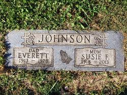 Susie Francis <I>Howard</I> Johnson
