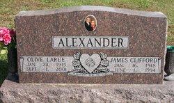 James Clifford Alexander