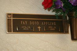 Fay Nell <I>Dodd</I> Appling