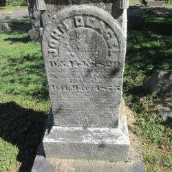 johann john deagel 1827 1875 find a grave memorial