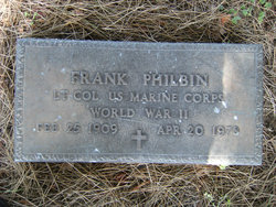 "LTC Francis Xavier ""Frank"" Philbin"