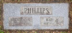 Horace C Phillips Jr.