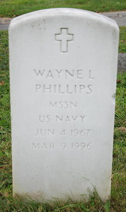 Wayne L Phillips