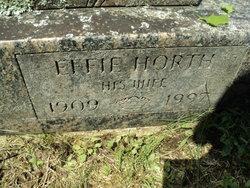 Effie R. <I>Horth</I> Ritz