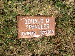 Donald M Spangler