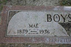 Mae <I>McCard</I> Boysen