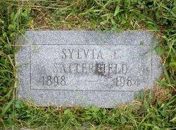 Sylvia <I>Robinson</I> Satterfield