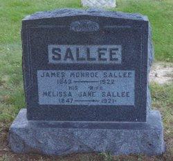 Melissa Jane <I>Beedy</I> Sallee