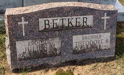 Theodore B Betker