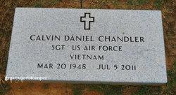 Calvin Daniel Chandler