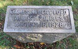 James Albert Ford