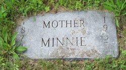 Minnie Johanna <I>Krueger</I> Cuculi