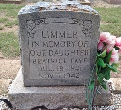 Beatrice Faye Limmer