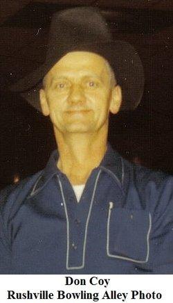 Donald Miller Coy