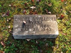 Cordelia <I>Willcott</I> Byrne