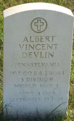 Albert Vincent Devlin