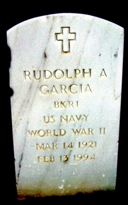 Rudolph A Garcia