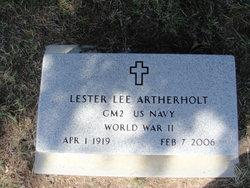 Lester Lee Artherholt