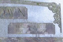 Elsie Louise <I>Bennett</I> Brown