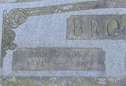 David James Brown
