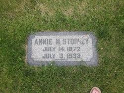 Harriett Ann M Stookey