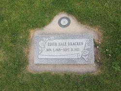 Edith <I>Hale</I> Bracken